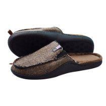 IFOOT MEN' CLOG SLIPPERS 30% Off Wool Lining Twill Upper
