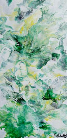 "For Sale: Dutch Iris by Eric Siebenthal | $100 | 12""w 24""h | Original Art | https://www.vangoart.co/buy/art/dutch-iris"