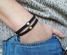 SHAMBALLA BRACELET Unisex Bracelet Shamballa Gold by PupikJewelry
