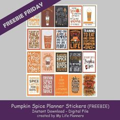 Most current Photos october planner printable Strategies Are you currently ready to get started with printable planner inserts? If you're new to printables Create 365 Planner, Planner Tips, Free Planner, Happy Planner, Printable Planner, Printables, Printable Stickers, Planner Stickers, Free Printable