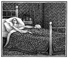 La niña desdichada (Edward Gorey)