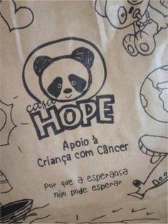 Porque a esperança não pode esperar! Complements + Casa Hope Brasil.