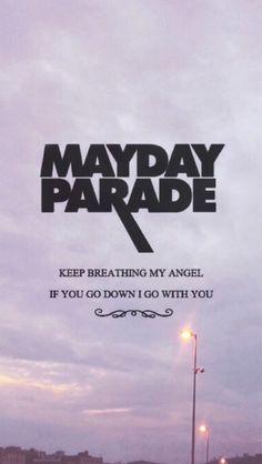 mayday parade lyrics wallpaper - Google Search