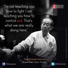 #Masaaki #Hatsumi #Ninjutsu #Bujinkan http://facebook.com/shihanessence. http://shihanessence.com