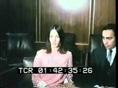 Susan Atkins Raw News Footage Charles Manson Family Helter Skelter Trial