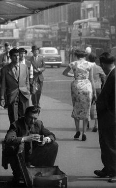 London, 1950s.