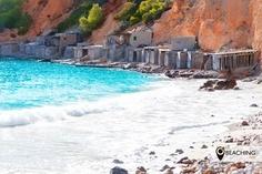 Cala d´Hort, Ibiza, Spain. La otra cara de Ibiza, playas de Ibiza, rincones de Ibiza, paisajes de Ibiza, Cala Conta Ibiza, Ibiza isla blanca, sitios que visitar en Ibiza, Ibiza beaches, Ibiza white island, places to go in Ibiza, Spain. #LaOtraCaraDeIbiza