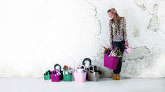 Lizzy Bag by Elho Best Christmas Gifts, Christmas Fun, Easter, Interior Design, Floral, Decorations, Inspiration, Bag, Ideas