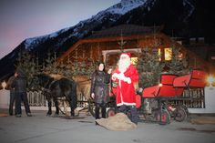 Der Weihnachtsmann kommt...