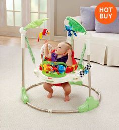 Baby Jumper Activity Seat Finding Nemo Bouncer Jumperoo