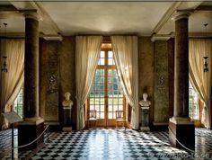 The Interiors Of Chateau de Malmaison - Uwe Fischer - The Interiors Of Chateau de Malmaison Chateau Malmaison Interior -
