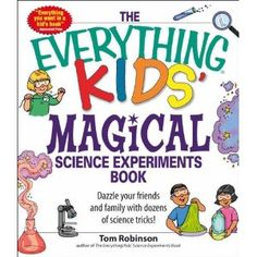 I'll have to check this book out. I love doing projects with my kids! So much fun!!