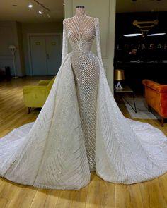 dresses dresses bautizo dresses for wedding dresses quinceanera dresses vestidos proposal ideas de boda madrina dresses Glam Dresses, Elegant Dresses, Pretty Dresses, Bridal Dresses, Beautiful Dresses, Fashion Dresses, Formal Dresses, Party Gowns, Dream Wedding Dresses