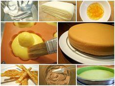 Certainement la rubrique la plus appréciée sur mon blog... avec celle des desserts ! ___________ Abaisser et foncer un cercle... Appareil à bavarois à base de crème anglaise... Appareil à bavarois à base de pulpe de fruits... Appareil à soufflé glacé......