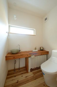 非日常を味わえる広々トイレ  #洗面 #igstylehouse #アイジースタイルハウス