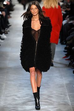 Stella McCartney Fall 2007 Ready-to-Wear Fashion Show - Daria Werbowy