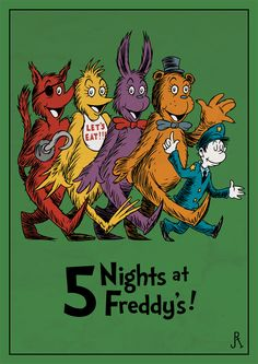 5 Nights at Freddy's! | Five Nights at Freddy's | Know Your Meme
