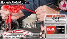 Batteria FIAMM L1 44 In Promozione Da Mario Palazzo http://affariok.blogspot.it/