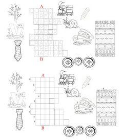 Activities For Kids, Puzzle, Diagram, Printables, Letters, Teaching, School, Google, Literatura