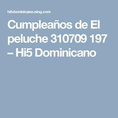 Cumpleaños de El peluche 310709 197 – Hi5 Dominicano