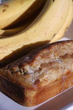 GF/SF Banana Bread