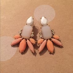 j crew stud earrings Gorgeous j crew studs in great condition! J. Crew Jewelry Earrings