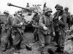 5th SS Wiking Pz Div, Kovel, Russia 1944