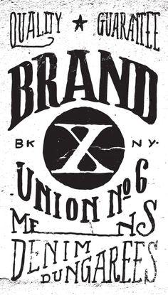 Hand-lettering typography by Jon Contino | Abduzeedo Design Inspiration