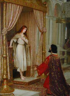 La mendiga y el  rey Cofetua