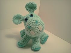 Owen Baby Hippo Ami'Pal Amigurumi Stuffed Hippopotamus by Mary Walker free pattern