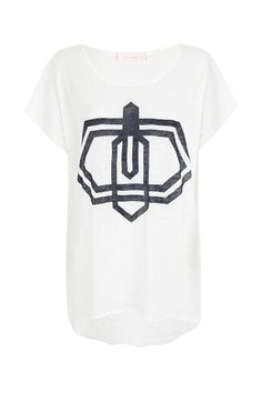 MIDDLE MARCH tee