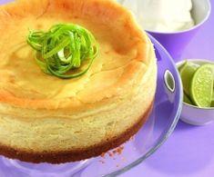 Cheesecake de lima
