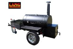 "Ok, I reeeeally want this, 48"" Lang BBQ Smoker.still one my favs,oldskool offet still rules to me...................BBQDAVE"