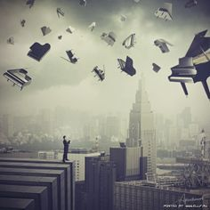 Orchestra of piano world Inspirational Surreal Photography and Manipulation Surreal Photos, Surreal Art, Conceptual Art, Photomontage, Surrealism Photography, Art Photography, Digital Photography, Photography Editing, Photography Tutorials