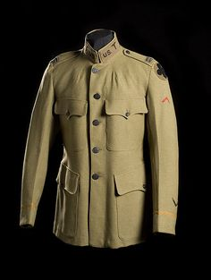 I remember just after the war I had no regular clothes so I had to keep wearing my uniform for a while. Military Photos, Military History, Historical Costume, Historical Clothing, World War One, First World, Us Army Uniforms, 1900s Fashion, Smart Outfit