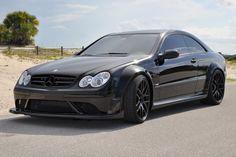 Mercedes AMG CLK