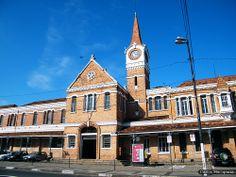 Antiga Estação de Trem de Campinas - SP