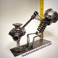 Witty metal welding crafts hop over to this site Welding Art Projects, Metal Art Projects, Diy Welding, Metal Welding, Welding Ideas, Welding Tools, Diy Projects, Welding Crafts, Diy Tools