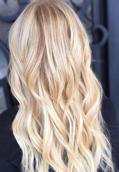 Remy Human Hair Sew in Weft Nordic Blonde Balayage - Platinum Blonde Hair Tape In Hair Extensions, Blonde Hair Extensions, Balayage Extensions, Nordic Blonde, Cream Blonde Hair, Blonde Hair For Pale Skin, Hair Images, Blonde Balayage, Hair Colors