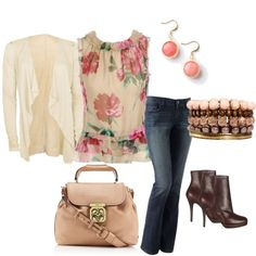 Spring, created by kristenmelnick on Polyvore