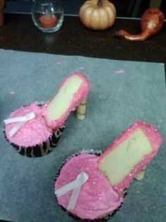1000 images about pink party on pinterest breast cancer cake
