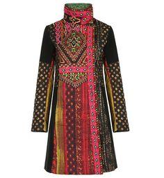 Manteau Imperium Derhy en multicolore pour femme - Galeries Lafayette