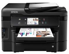 Epson WorkForce WF-3540DTWF 4-in-1 A4 Printer with Direct Wifi Fast Duplex Printing and Dual Trays - http://www.computerlaptoprepairsyork.co.uk/printers/epson-workforce-wf-3540dtwf-4-in-1-a4-printer-with-direct-wifi-fast-duplex-printing-and-dual-trays