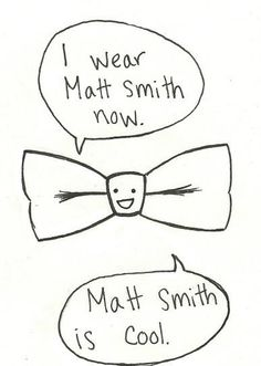 matt smith is cool... here is one for you Ashley.....