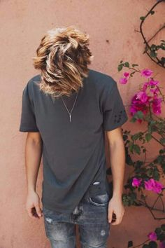 I know that hair  My Cameron Dallas