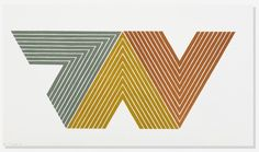 View Quathlamba II aus V Series by Frank Stella on artnet. Browse upcoming and past auction lots by Frank Stella. Frank Stella, Museum Of Fine Arts, Museum Of Modern Art, Post Painterly Abstraction, Abstract Art, Couple Crafts, Arts Integration, Josef Albers, Geometric Art