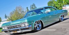 '65 Chevy Impala..Re-pin brought to you by #CarInsuranceagents at #HouseofInsurance in #EugeneOregon