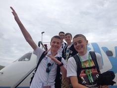 Boarding for Doncaster- RAF CGY camp