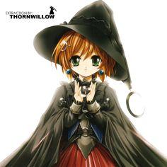 Anime Witch Photo by silverluna24 | Photobucket