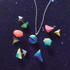 mooon88: 惑星や星屑が散らばったギャラクシーコレクション。 http://sumally.com/p/818020
